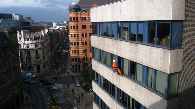 Building inspection - Capitol House, UK